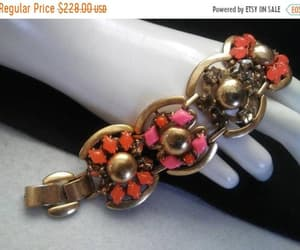 etsy, old hollywood glam, and couture jewelry image