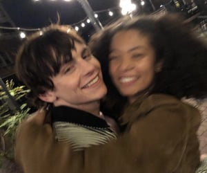 ross lynch, couple, and love image