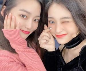 dreamcatcher, yeeun, and gahyeon image