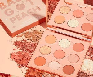 aesthetic and peach image
