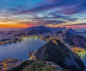 beautiful places, breathtaking, and citylights image