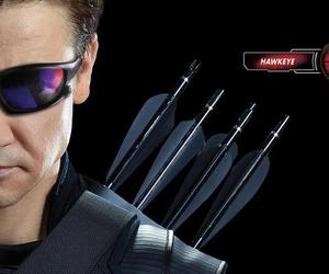 hawkeye and the avengers image