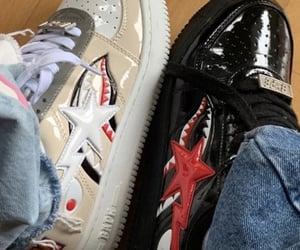 bape and shoes image