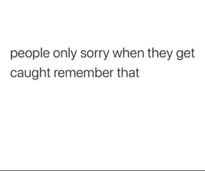 apologize, caught, and quote image