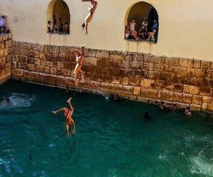 architecture, summer, and tunisia image