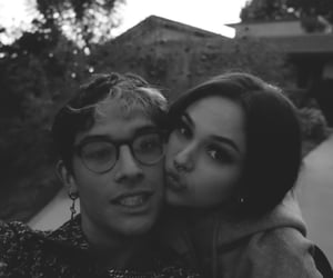 couple, maggie lindemann, and love image