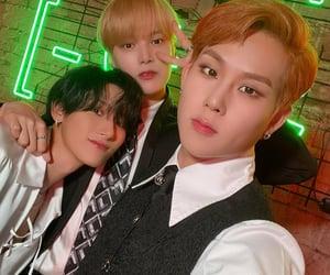 minhyuk, jooheon, and changkyun image