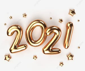 happy, new year, and 2021 image