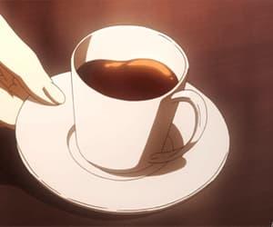 coffee, gif, and sugoi image