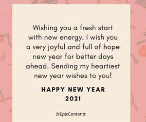 happy new year, new year eve, and new year wishes image