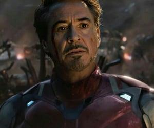 iron man, thor, and Marvel image