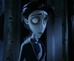 aesthetic, corpse bride, and film image