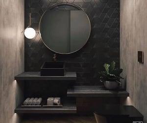 home decor, vanity, and bathroom vanity image