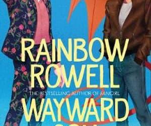 wayward son, rainbow rowell, and snowbaz image