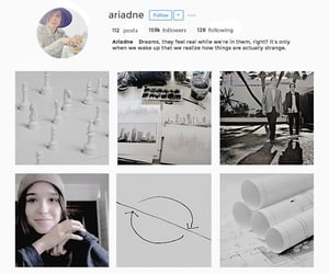 aesthetic, character, and ariadne image