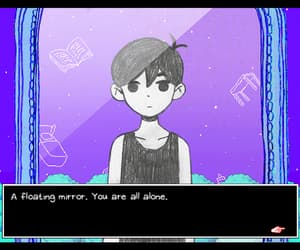 alone, rpg, and omori image