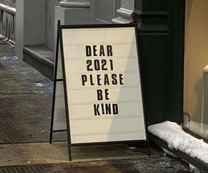 2021, kind, and new year image