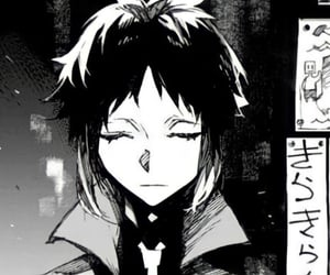 <3, manga, and bungou stray dogs image