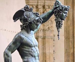 art, bronze, and greek image