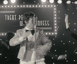 fine line, music video, and Harry Styles image