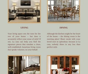 crystal chandelier and classic furniture image