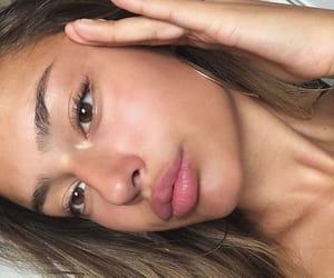 beauty, girl, and natural image