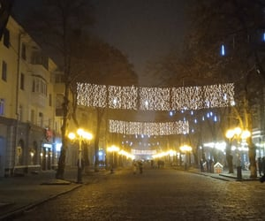 christmas, city, and place image