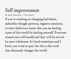 quotes, motivation, and self love image