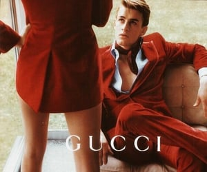 gucci, red, and boy image