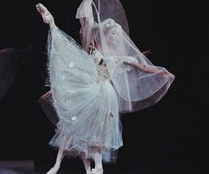 Tina Pereira Photographed Performing As A Wilis  In Giselle By Daniel Neuhaus - swanlake 1998 | via tumblr