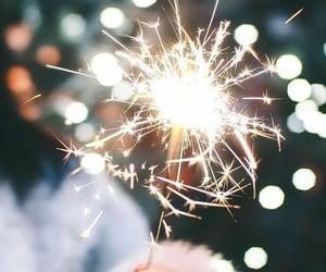 happy, new year, and año nuevo image