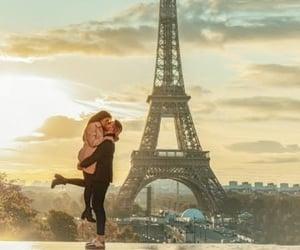 paris, torre eiffel, and foto inspiração image