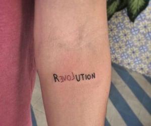 tattoo and revolution image