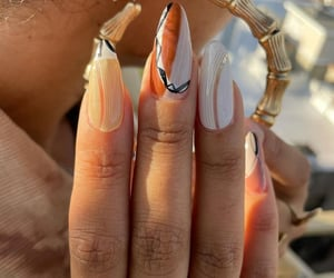 nails, aestheticphoto, and Afro image