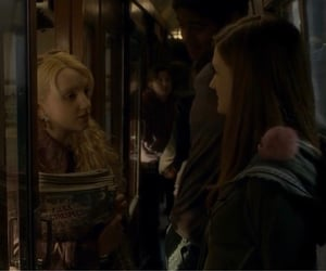 bonnie wright, evanna lynch, and friendship image