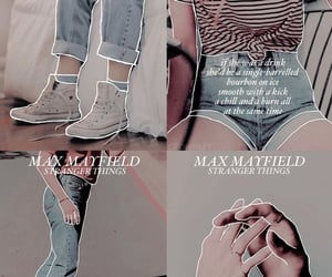 aesthetic, max mayfield, and character image