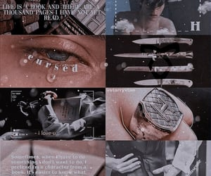 series, aesthetic, and character image
