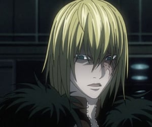 anime, mello, and death note image