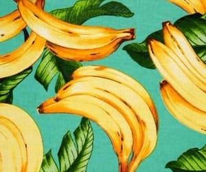 amarillo, bananas, and fruit image