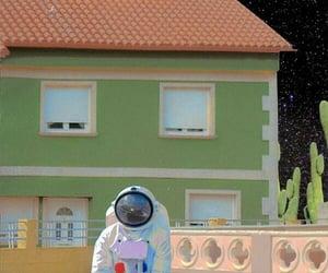 background, grunge, and house image