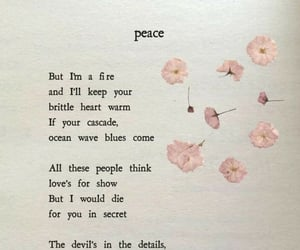 harmony, peace, and poetry image