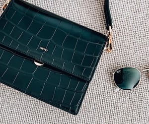 bags, green, and luxe image
