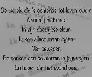 liefde, black and white, and poem image