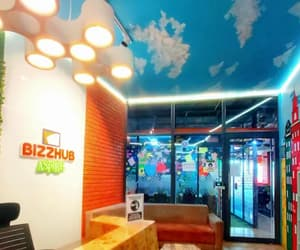 co-working space and office space image