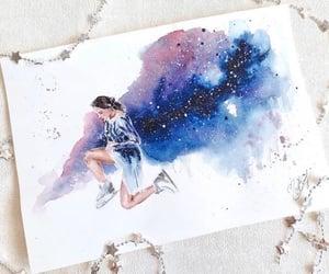art, ice skates, and alina zagitova image
