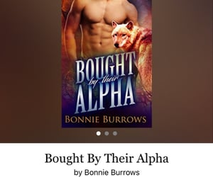 alpha, book, and wolf image