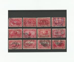 etsy, vintage stamps, and collectible stamps image