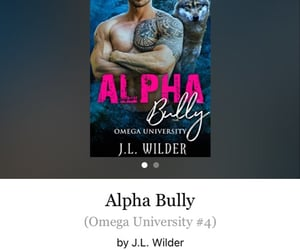 alpha, book, and bookstagram image