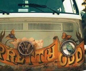 70s, vans, and vintage image