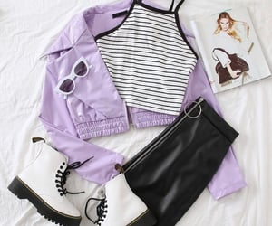 clothes, shoes, and t-shirts image